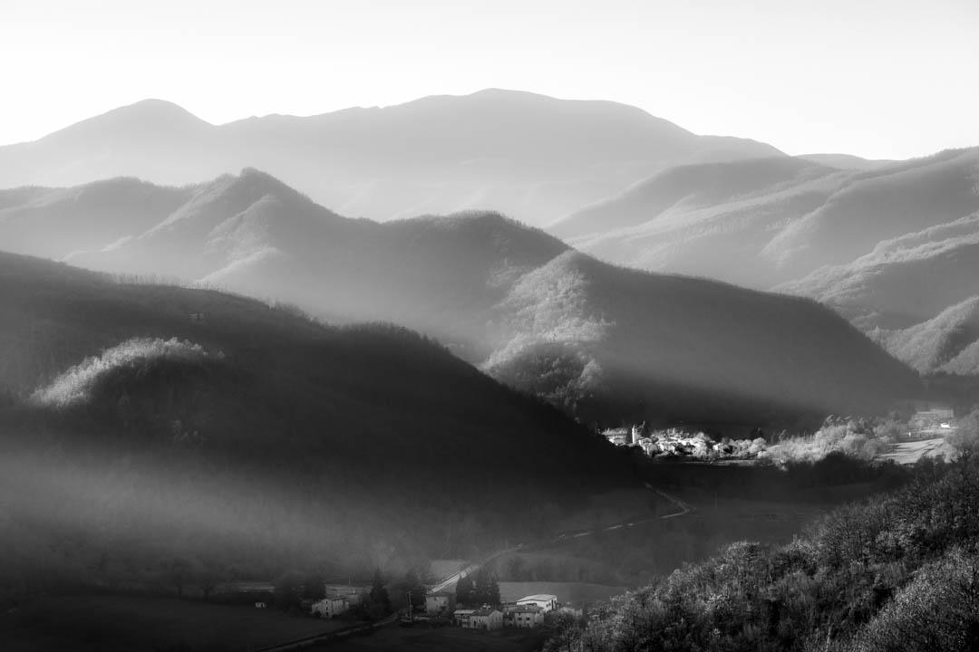 Alta Valle del Metauro, Borgo Pace, Marche, Italy by Tonino Mosconi Fotografo, fineart photography, editoria, pubblicazioni, servizi fotografici turismo