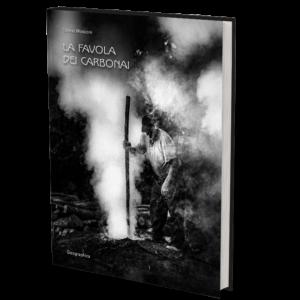 """Copertina del libro """"La Favola dei Carbonai"""" di Tonino Mosconi"""