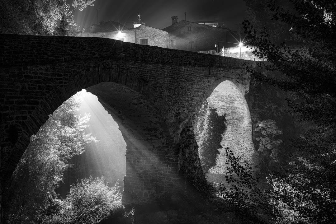 Il Ponte sul Metauro, Mercatello sul Metauro, Marche by Tonino Mosconi Fotografo, fineart photography, editoria, pubblicazioni, servizi fotografici turismo